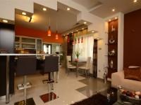 Ajtonyi Rita lakberendező belsőépítész referencia fotói | Csoki és narancs - Modern nappali
