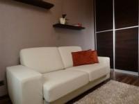 Ajtonyi Rita lakberendező belsőépítész referencia fotói | Olasz bútorokkal - Modern háló gardróbbal