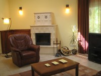 Ajtonyi Rita lakberendező belsőépítész referencia fotói | Balaton parti nyugalom - Polgári nappali