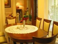 Ajtonyi Rita lakberendező belsőépítész referencia fotói | Firenzei álom - Polgári étkező