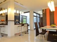 Ajtonyi Rita lakberendező belsőépítész referencia fotói | Olasz bútorokkal - Modern konyha és étkező