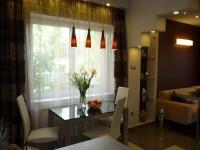 Ajtonyi Rita lakberendező belsőépítész referencia fotói | Csoki és narancs - Modern étkező