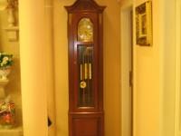 Ajtonyi Rita lakberendező belsőépítész referencia fotói | Firenzei álom - Antik álló óra