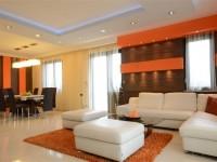 Ajtonyi Rita lakberendező belsőépítész referencia fotói | Olasz bútorokkal - Modern nappali