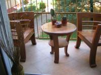 Ajtonyi Rita lakberendező belsőépítész referencia fotói | Bali bűvöletében - Teraszbútor