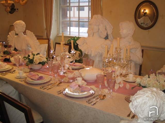 Régmúlt : Villeroy & Boch – asztali kultúra a múlt századból