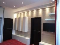Ajtonyi Rita lakberendező belsőépítész referencia fotói | Marina parti lakás - Modern hálószoba