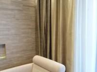 Ajtonyi Rita lakberendező belsőépítész referencia fotói | Marina parti lakás - Modern sarok ülőgarnitúra