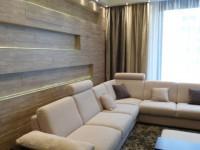 Ajtonyi Rita lakberendező belsőépítész referencia fotói | Marina parti lakás - Nappali bútor - Sarok ülőgarnitúra